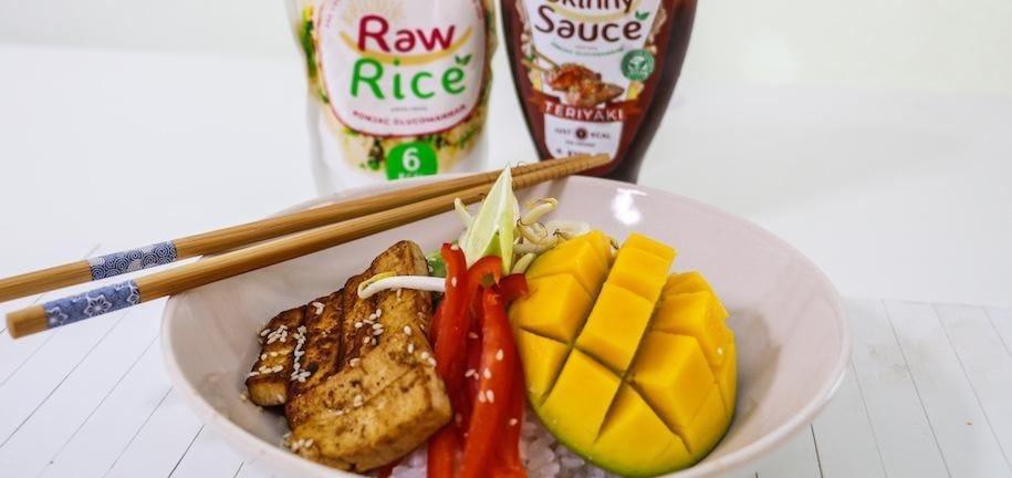 Vegan Poke Bowl Ricetta