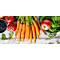 Cinque vero o falso su frutta e verdura