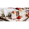 Barrette di Skinny cheesecake alla fragola