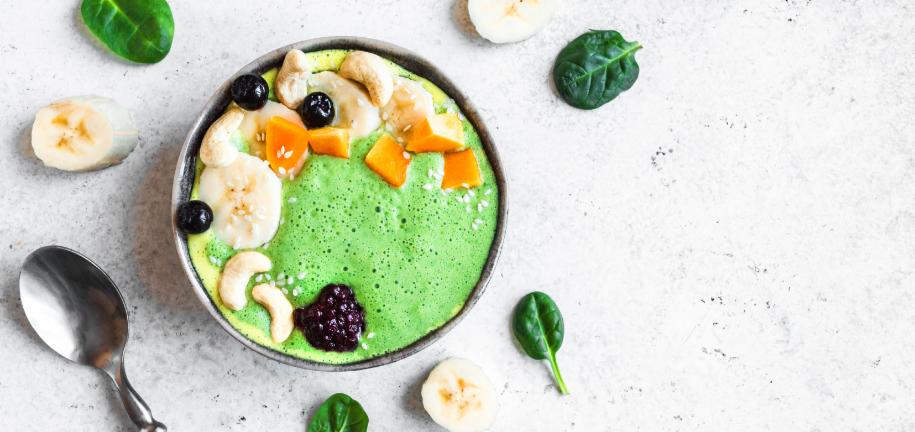 Mousse Verde Super Sana- Il tuo frullatoverde