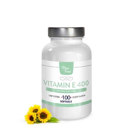 Vitamine E 400