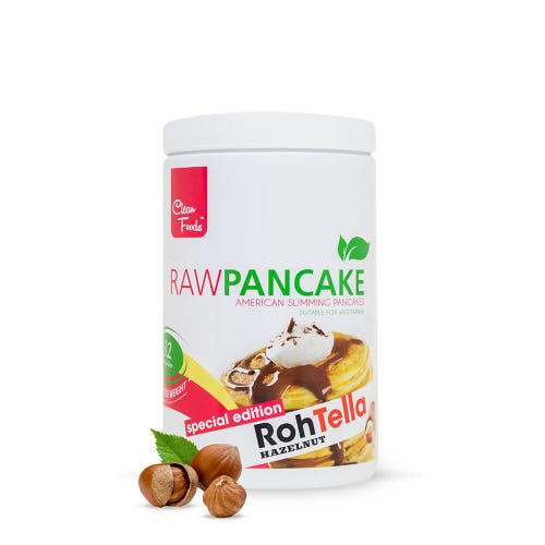 RawPancake RawTella
