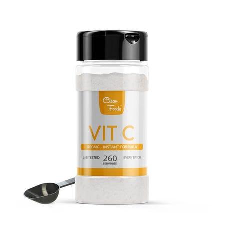 Vitamina C in polvere