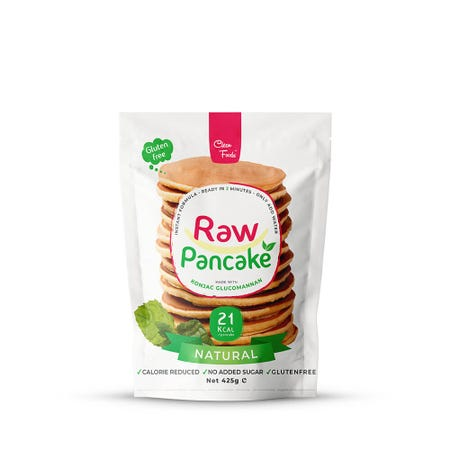 RawPancake Natural