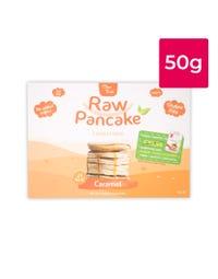 Tryout RawPancake Caramello