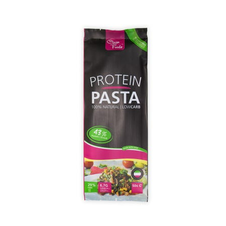 Tryout Pasta Proteica