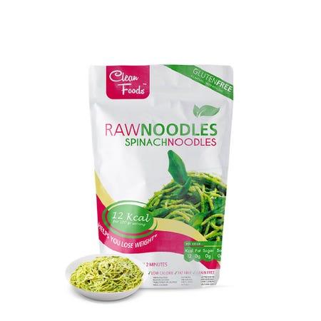 Konjac Noodles Spinaci